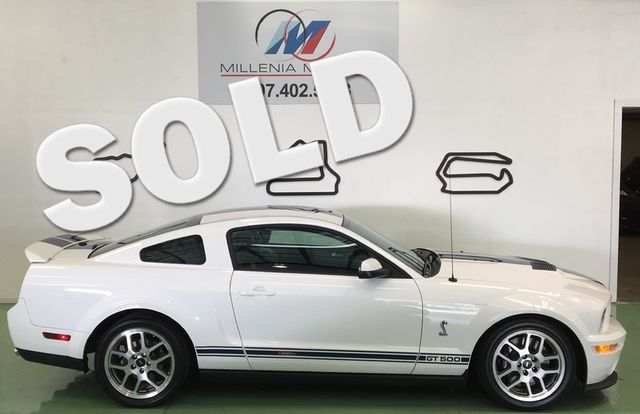 2008 Ford Mustang Shelby GT500 Longwood, FL 0