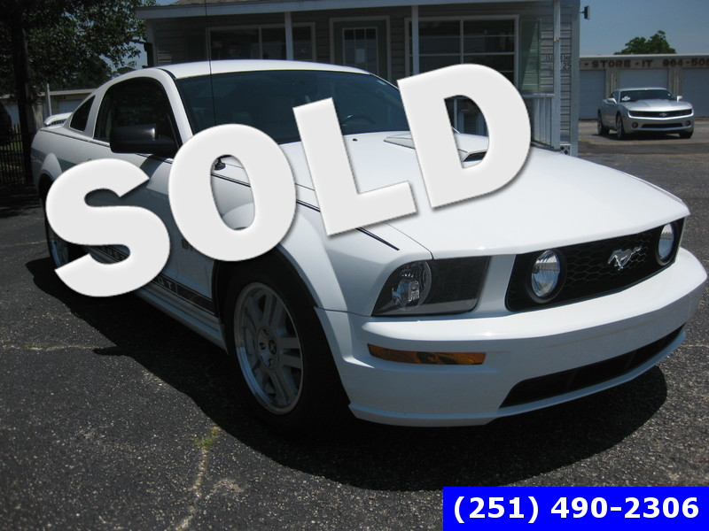 2008 Ford Mustang GT Deluxe in LOXLEY AL