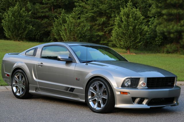 2008 Ford Mustang Saleen Mooresville, North Carolina 0