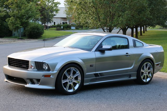 2008 Ford Mustang Saleen Mooresville, North Carolina 2