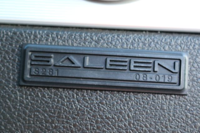 2008 Ford Mustang Saleen Mooresville, North Carolina 24