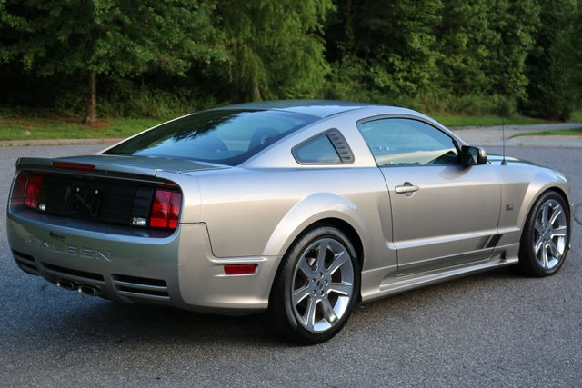 2008 Ford Mustang Saleen Mooresville, North Carolina 5