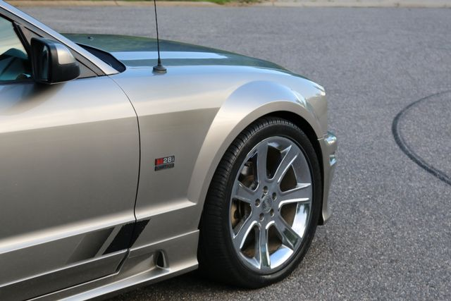 2008 Ford Mustang Saleen Mooresville, North Carolina 61