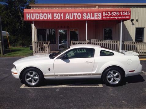 2008 Ford Mustang V6 Premium Coupe | Myrtle Beach, South Carolina | Hudson Auto Sales in Myrtle Beach, South Carolina