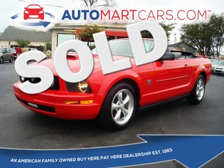 2008 Ford Mustang Premium Nashville, Tennessee
