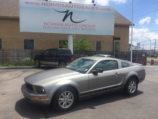2008 Ford Mustang Deluxe | OKC, OK | Norris Auto Sales in Oklahoma City OK