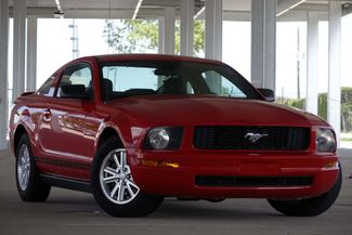 2008 Ford Mustang Deluxe* One Owner* EZ Finance** | Plano, TX | Carrick's Autos in Plano TX