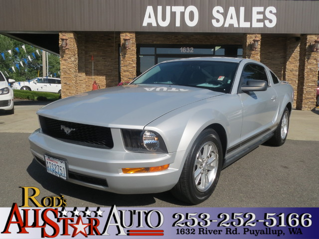 2008 Ford Mustang Deluxe The CARFAX Buy Back Guarantee that comes with this vehicle means that you