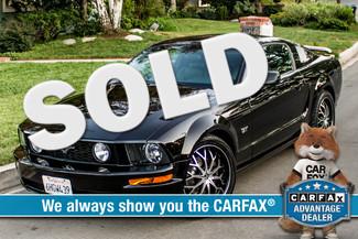 2008 Ford Mustang GT Premium - MANUAL - 80K MILES - NAVI - LTHR Reseda, CA