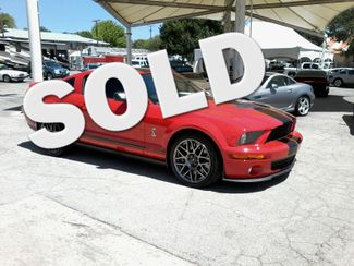 2008 Ford Mustang Shelby GT500 San Antonio, Texas