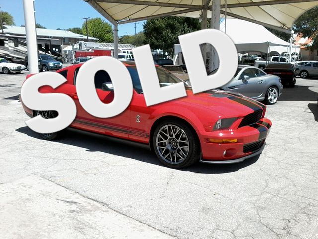 2008 Ford Mustang Shelby GT500 San Antonio, Texas 0