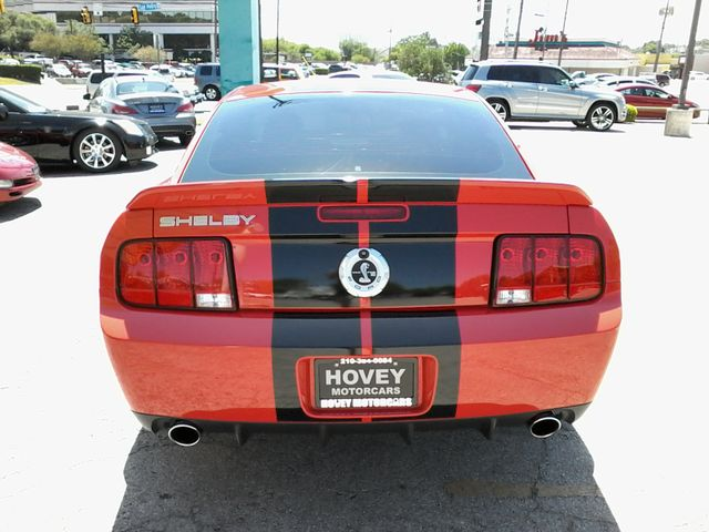 2008 Ford Mustang Shelby GT500 San Antonio, Texas 3