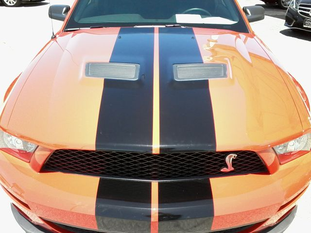 2008 Ford Mustang Shelby GT500 San Antonio, Texas 9