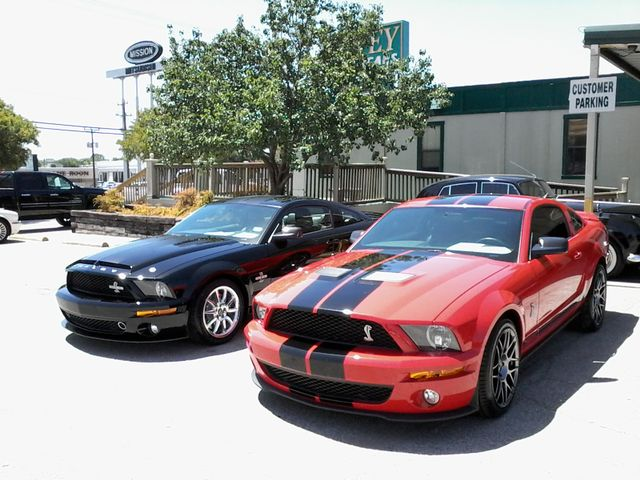 2008 Ford Mustang Shelby GT500 San Antonio, Texas 37