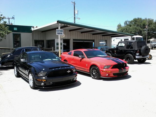 2008 Ford Mustang Shelby GT500 San Antonio, Texas 38