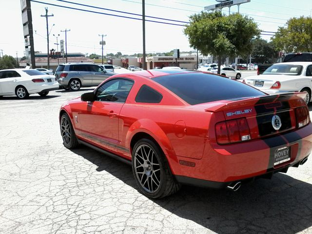 2008 Ford Mustang Shelby GT500 San Antonio, Texas 4