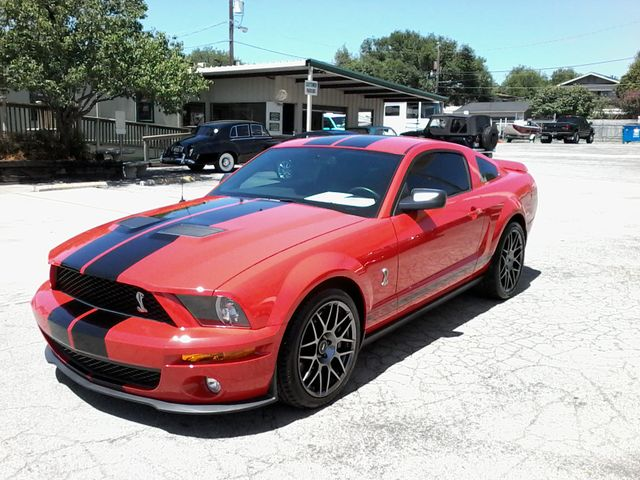 2008 Ford Mustang Shelby GT500 San Antonio, Texas 6