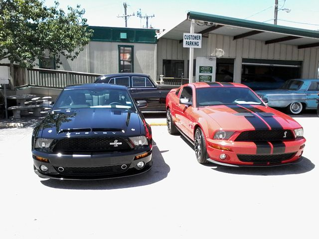2008 Ford Mustang Shelby KR500 San Antonio, Texas 57