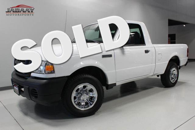 2008 Ford Ranger XL Merrillville, Indiana 0