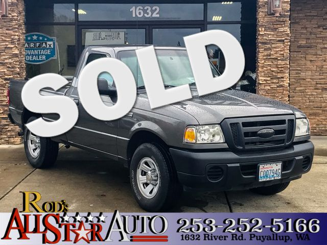 2008 Ford Ranger XL The CARFAX Buy Back Guarantee that comes with this vehicle means that you can