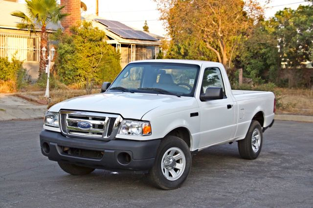 2008 Ford RANGER XL AUTOMATIC LEATHER 83K MLS 1-OWNER Woodland Hills, CA 1
