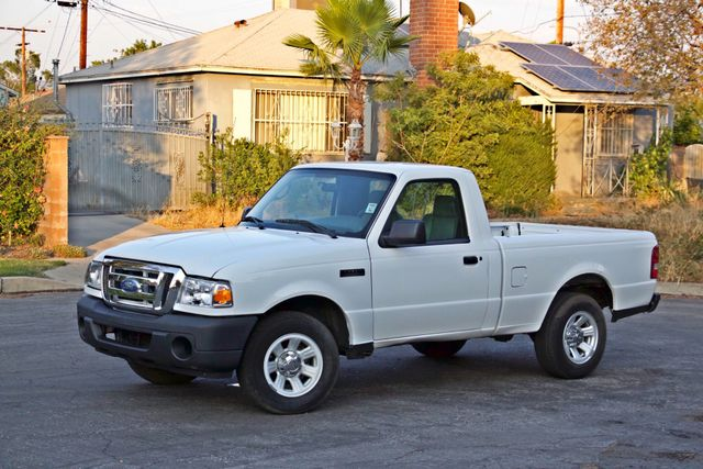 2008 Ford RANGER XL AUTOMATIC LEATHER 83K MLS 1-OWNER Woodland Hills, CA 2