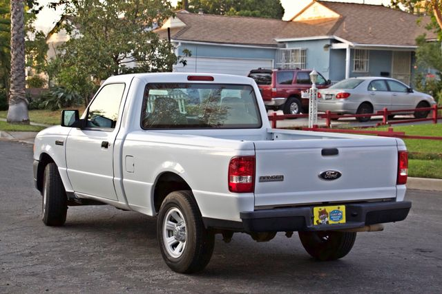 2008 Ford RANGER XL AUTOMATIC LEATHER 83K MLS 1-OWNER Woodland Hills, CA 4