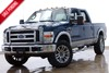 2008 Ford Super Duty F-250 SRW 4 Wheel Drive Lariat Crew Cab Powerstroke Dallas, Texas