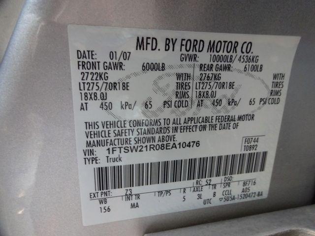2008 Ford Super Duty F-250 SRW FX4 Corpus Christi, Texas 45