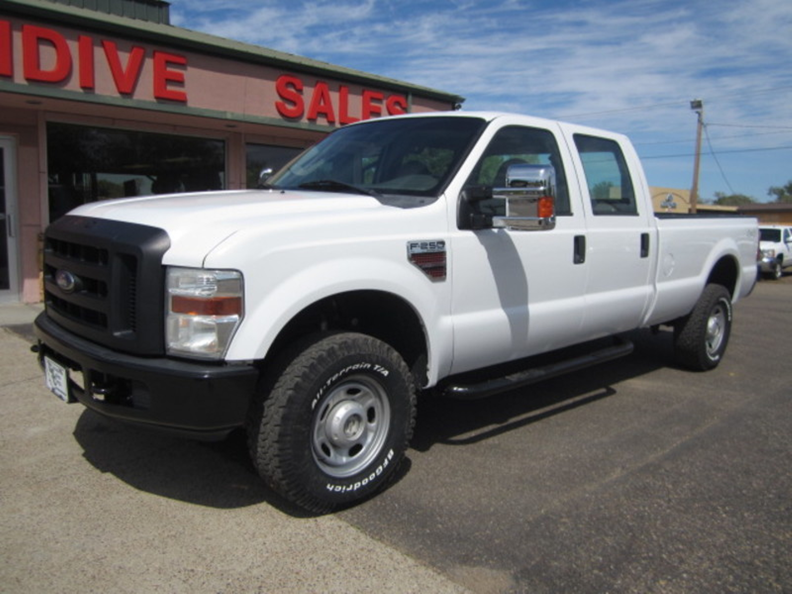 2008 Ford Super Duty F