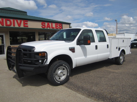 2008 Ford Super Duty F-250 SRW XL in Glendive, MT