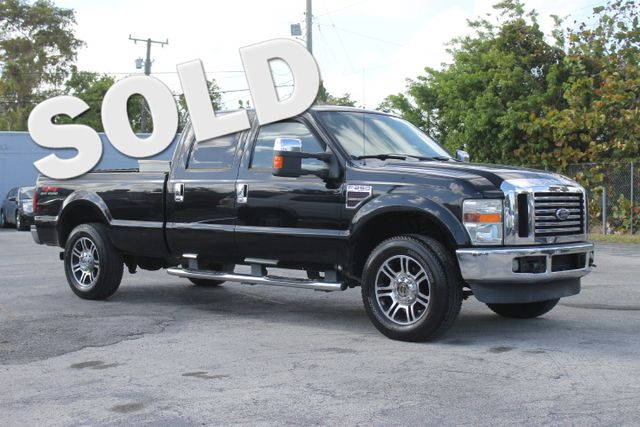2008 Ford Super Duty F-250 Lariat  ENGINE NEEDS REPAIR 2 OWNERS 28 SERVICE RECORDS FLORIDA V