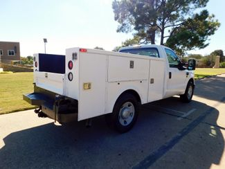 2008 Ford Super Duty F-250, SERVICE UTILITY Irving, Texas 2