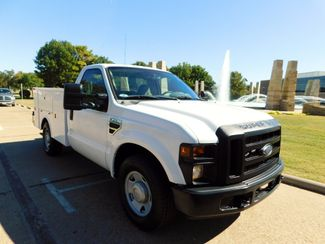 2008 Ford Super Duty F-250, SERVICE UTILITY Irving, Texas 1