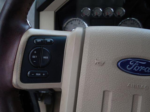 2008 Ford Super Duty F-250 SRW King Ranch Leesburg, Virginia 10