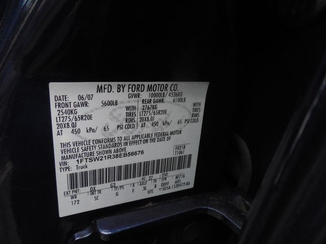 2008 Ford Super Duty F-250 SRW King Ranch Leesburg, Virginia 26