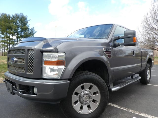 2008 Ford Super Duty F-250 SRW FX4 Leesburg, Virginia 3