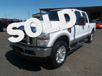 2008 Ford Super Duty F-250 SRW Lariat - Leather, 4x4 Off Road Pkg, Tow, Loaded! in Lewisville Texas