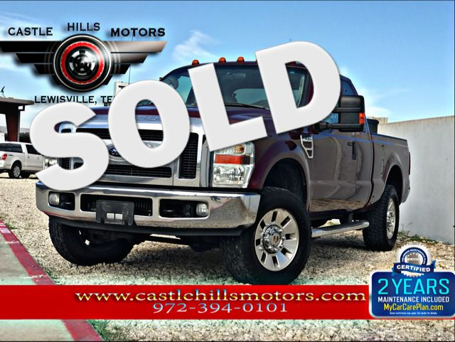 2008 Ford Super Duty F-250 SRW XLT | Lewisville, Texas | Castle Hills Motors in Lewisville Texas