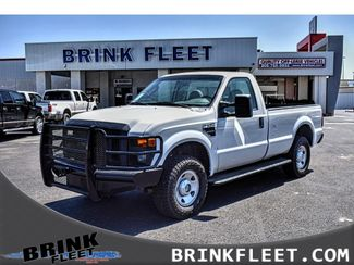 2008 Ford Super Duty F-250 SRW 4WD Reg Cab 137 XL | Lubbock, TX | Brink Fleet in Lubbock TX