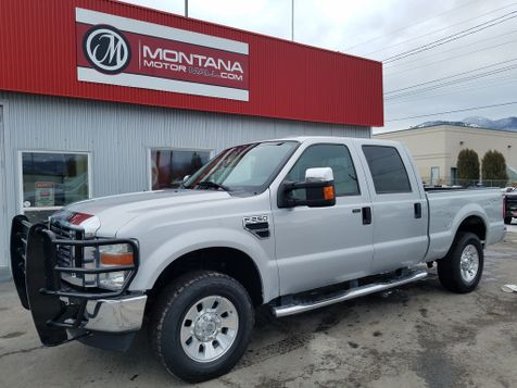2008 Ford Super Duty F-250 SRW XLT in