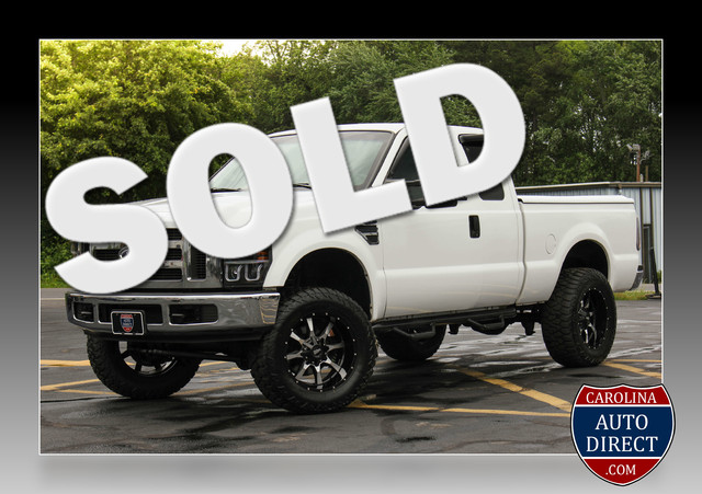 2008 Ford Super Duty F-250 SRW XLT Mooresville , NC 0
