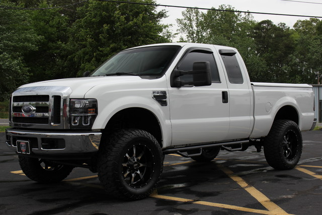 2008 Ford Super Duty F-250 SRW XLT Mooresville , NC 2