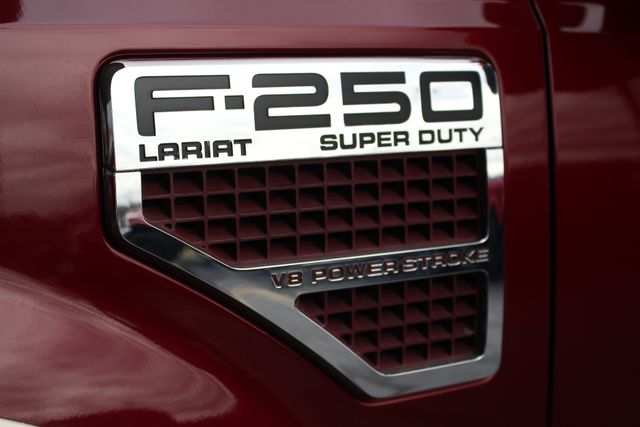2008 Ford Super Duty F-250 SRW Lariat Crew Cab 4x4 OFF-ROAD - SUNROOF! Mooresville , NC 28