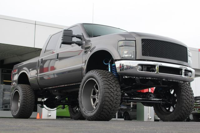 2008 Ford Super Duty F-250 SRW XLT Crew Cab 4x4 OFF ROAD - LIFTED - EXTRA$! Mooresville , NC 24