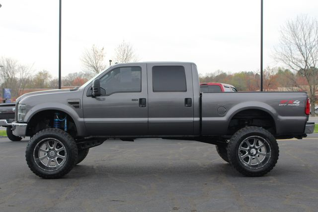 2008 Ford Super Duty F-250 SRW XLT Crew Cab 4x4 OFF ROAD - LIFTED - EXTRA$! Mooresville , NC 16