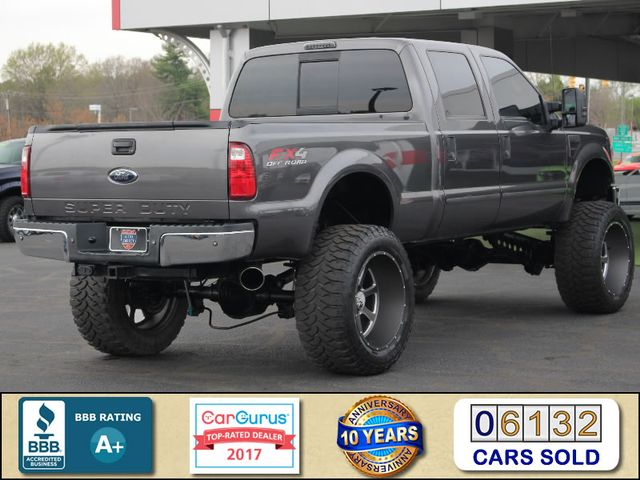 2008 Ford Super Duty F-250 SRW XLT Crew Cab 4x4 OFF ROAD - LIFTED - EXTRA$! Mooresville , NC 2