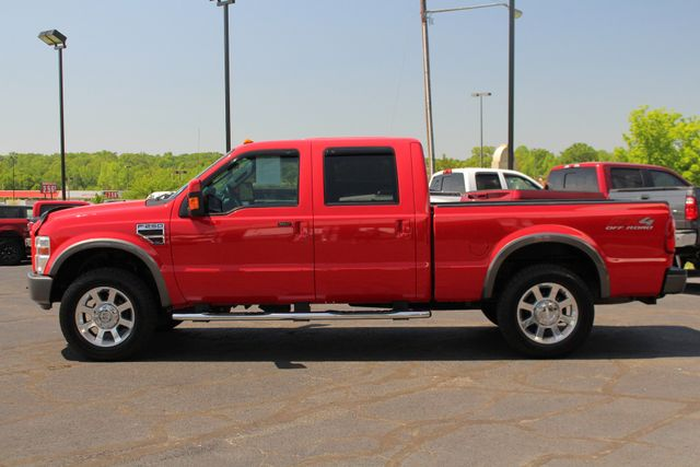 2008 Ford Super Duty F-250 SRW FX4 Crew Cab 4x4 -SUNROOF - HEATED LEATHER! Mooresville , NC 14