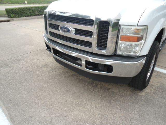 2008 Ford Super Duty F-250 SRW XLT Diesel 4X4 Plano, Texas 12