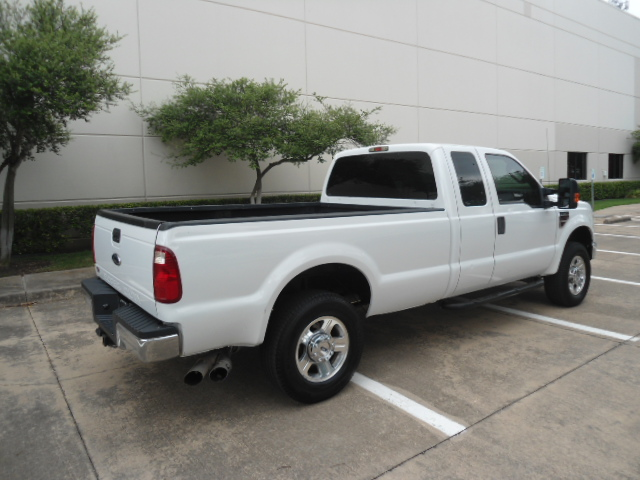 2008 Ford Super Duty F-250 SRW XLT Diesel 4X4 Plano, Texas 2